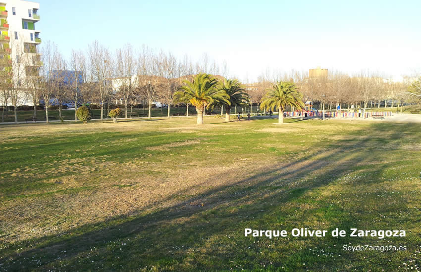 Parque Oliver de Zaragoza