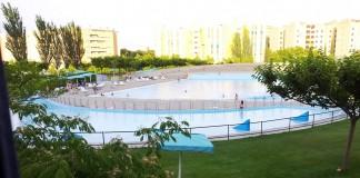 Piscina en Zaragoza