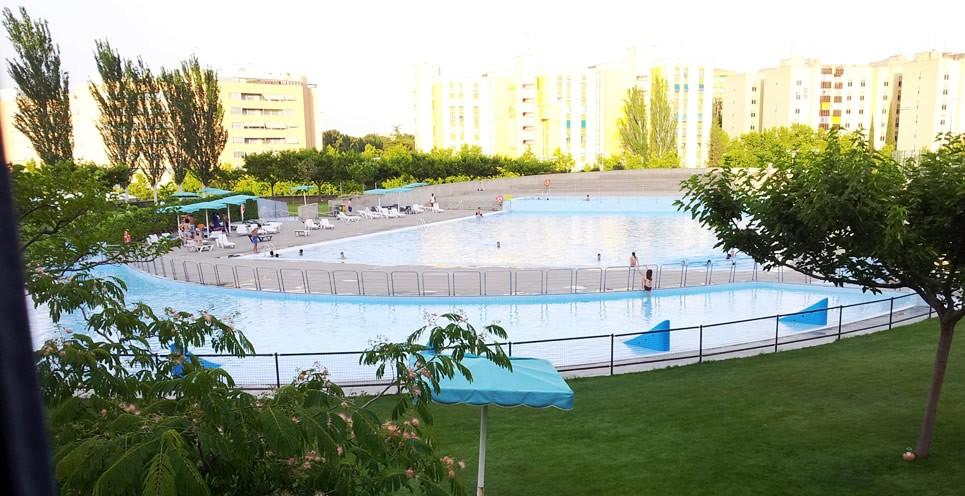 horarios y precios 2018 de las piscinas de verano de zaragoza