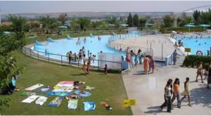 Piscina de verano La Bombarda-Delicias en Zaragoza