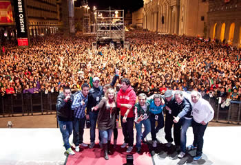 Máxima Independance Zaragoza