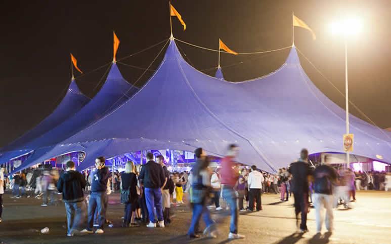 River Sound Festival en el Parking Norte de la Expo