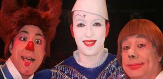 El circo en las Ferias de Valdespartera