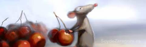Exposición '25 años de animación'de Pixar en Zaragoza