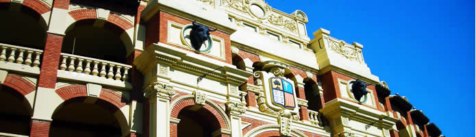 Información y entradas de las Vaquillas de las Fiestas del Pilar en la Plaza de Toros de Zaragoza