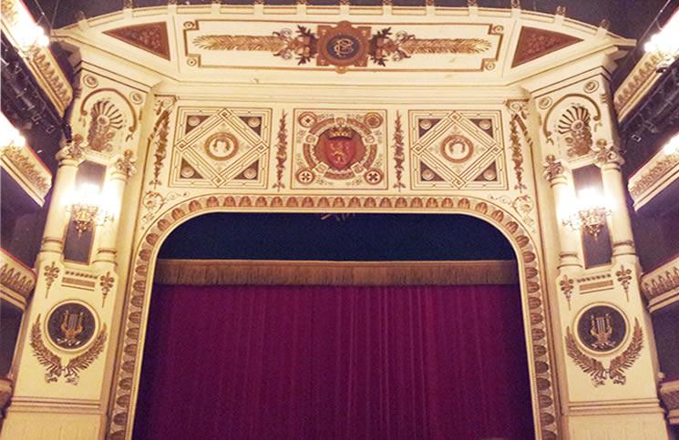 Obras de Teatro en las Fiestas del Pilar de Zaragoza