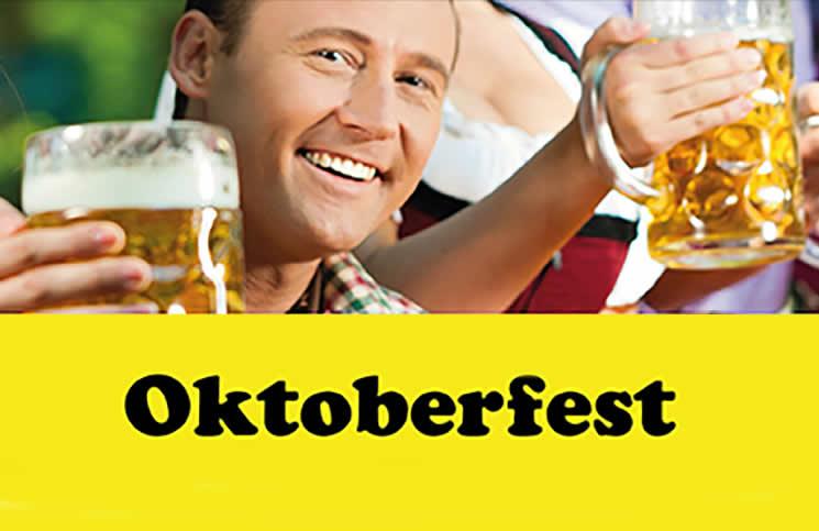 OctoberFest en el Parque de Atracciones Fiesta de la Cerveza 2014