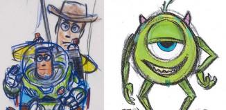 Exposición de Pixar en CaixaForum de Zaragoza