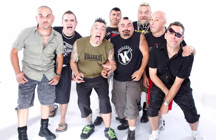 El grupo Ska-P estará en las Fiestas del Pilar