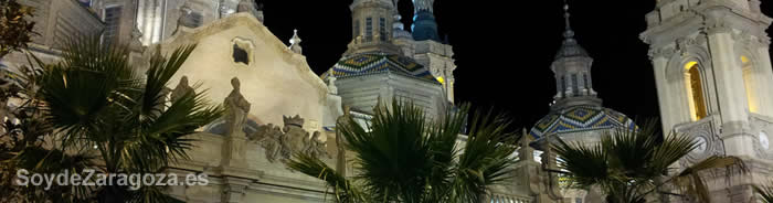 El Belén Navideño del Pilar de Zaragoza