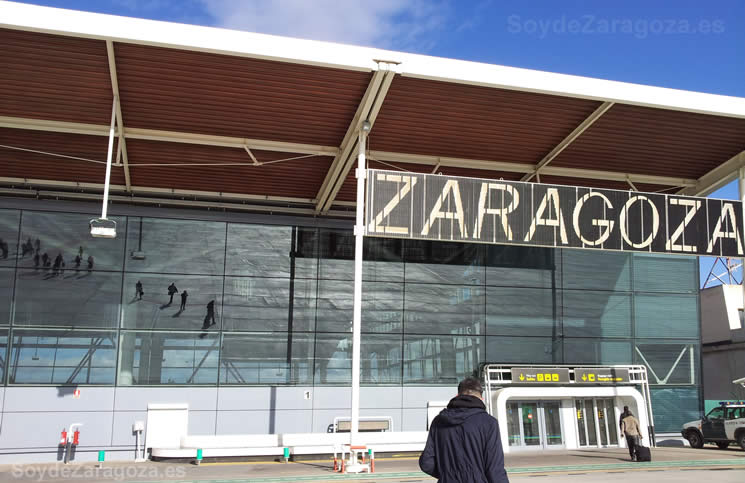 Nuevos vuelos desde el aeropuerto de Zaragoza