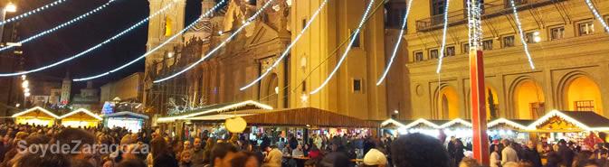 Actividades en Zaragoza en Navidad