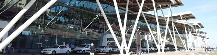Vuelos y rutas desde Aeropuerto de Zaragoza