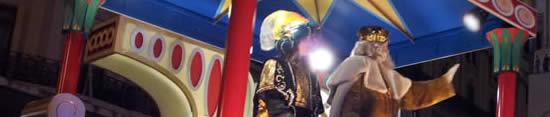 Horario e información de la Cabalgata de los Reyes Magos en Zaragoza