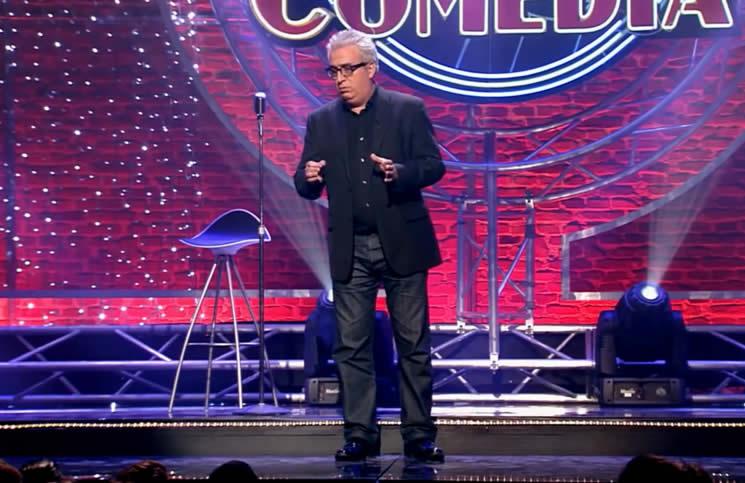 Leo Harlem Club de la Comedia monologo Zaragoza