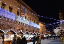 Programación de actividades de Navidad en la Plaza del Pilar de Zaragoza
