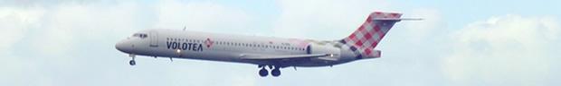 Nuevo vuelo desde Zaragoza a Mahón, en la isla de Menorca, con Volotea
