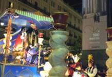 Cabalgatas de Reyes en los Barrios de Zaragoza