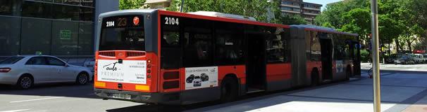 El transporte público en Zaragoza movió a 119 millones de viajeros en 2014