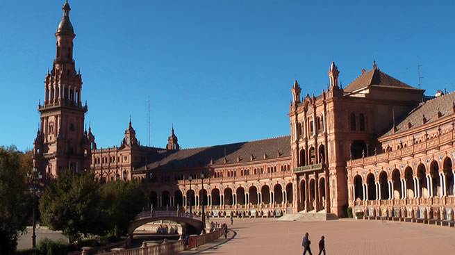 Vuelos desde Zaragoza a Sevilla con Air Horizont