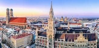 Air Horizont opera los vuelos de la ruta Munich Zaragoza