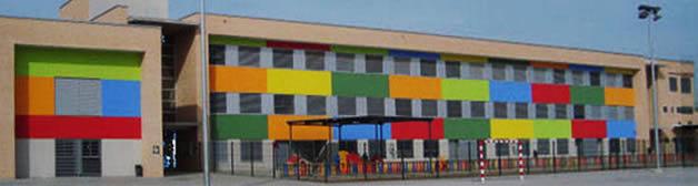 Colegio San Jorge de Valdespartera, antes llamado Valdespartera II