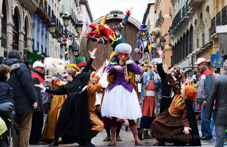 Carnaval Infantil de Zaragoza