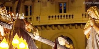 Procesiones de la Semana Santa en Zaragoza