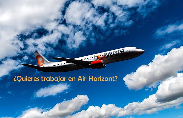 Trabajar en Air Horizont en Zaragoza