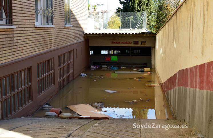 garaje-inundado-almozara