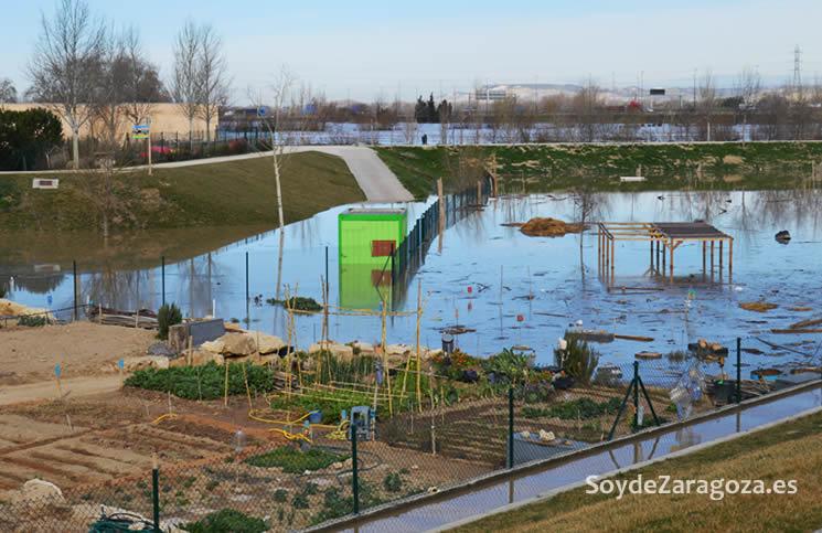 hortal-parque-agua-inundacion-crecida-ebro