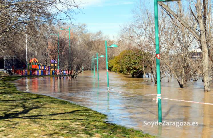 parque-almozara-inundacion-crecida-extraordinaria-ebro