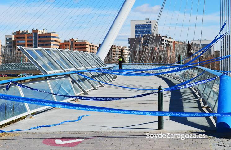 Inundaciones en La Almozara por la Crecida del Ebro