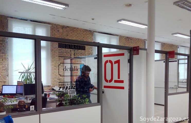 Zaragoza activa for Oficina abono transporte