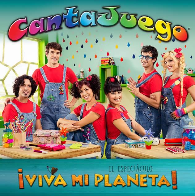 Los Canajuegos vuelven a las Fiestas del Pilar para divertir a niños y niñas y sus padres