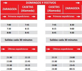 horarios-casetero-domingos-festivos