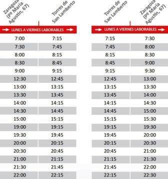 horarios-bus-de-zaragoza-a-torres-san-lamberto