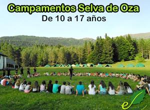 Campamentos para adolescentes en verano