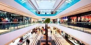 Centro comercial Grancasa en el barrio del Actur