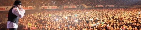 El Barrio concierto en Zaragoza