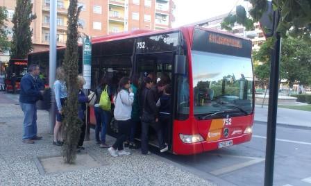 Bus Zaragoza a Cadrete-María de Huerva-Botorrita: horarios ...