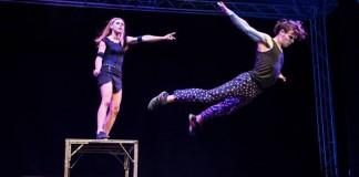 Actuaciones callejeras y teatro de calle en las fiestas del Pilar