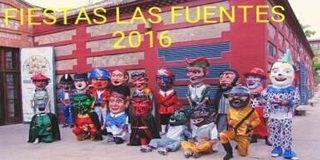 Programa de Fiestas en Las Fuentes 2016