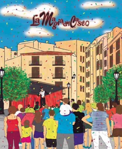 Magia en el Casco Histórico de Zaragoza, Encuentro de Magia