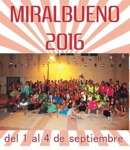 Programa de fiestas en el barrio de miralbueno 2016 for Piscina miralbueno