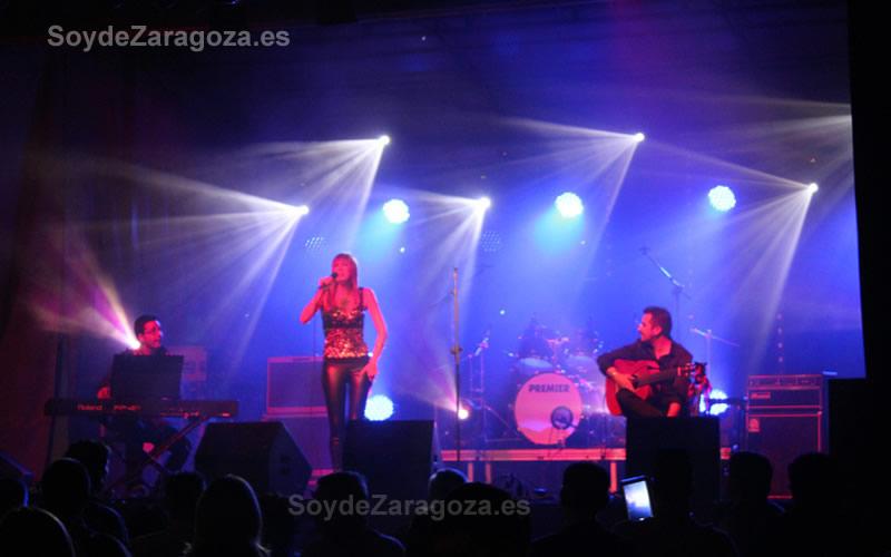 Conciertos en la Plaza del Justicia en las Fiestas del Pilar de Zaragoza