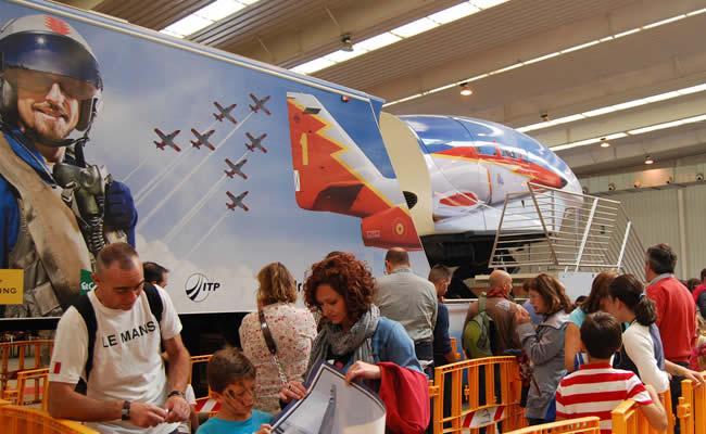 76 feria general en el 75 aniversario de la feria en las for Feria outlet zaragoza