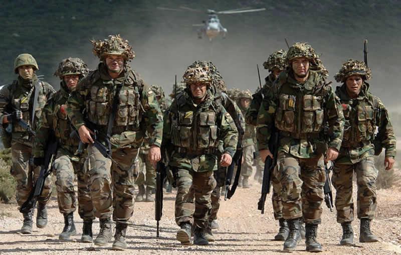 Los compromisos adquiridos por el Gobierno con la OTAN son una pérdida de soberanía sin precedentes