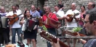 La Ronda de Boltaña actuarán estas Fiestas del Pilar.