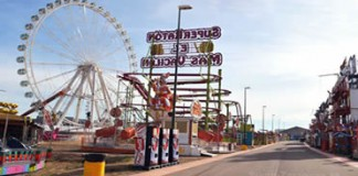 Ferias de las Fiestas del Pilar en Valdespartera